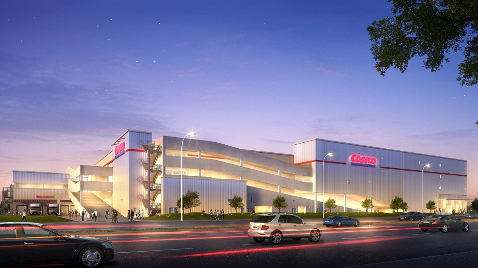 Costco is opening its second Shanghai store in Pudong