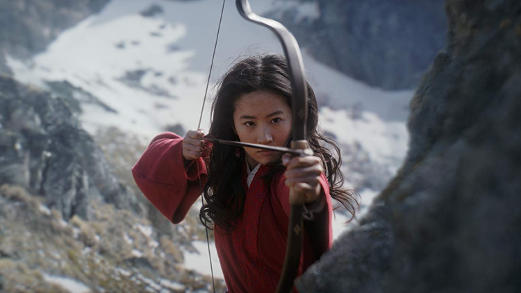 Disney has released the theme song for the live-action Mulan remake