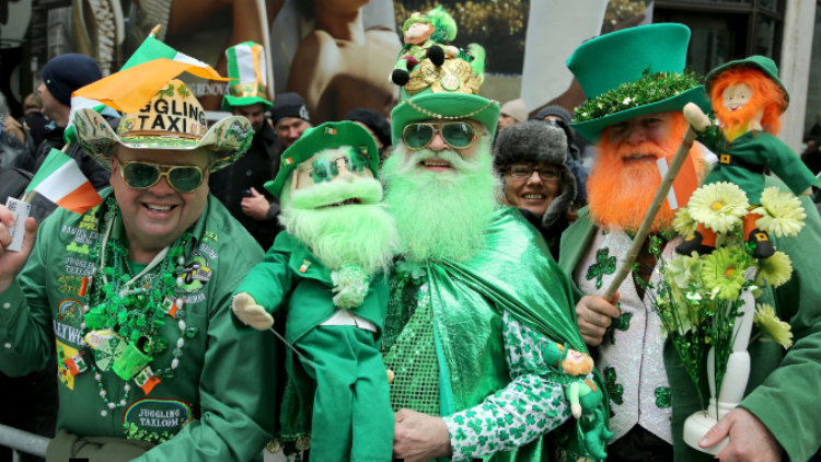 The best St Patrick's Day events this year