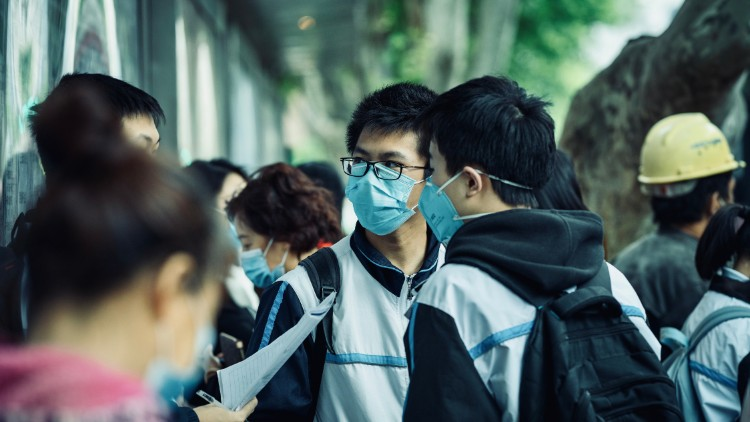 Shanghai students set to go back to school on Monday