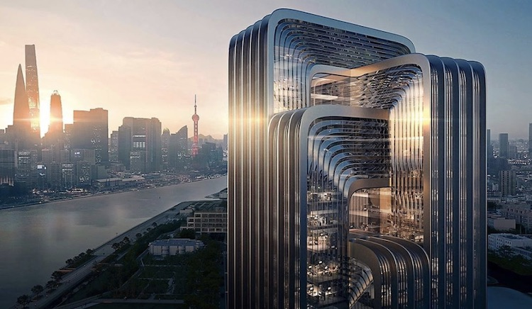 Zaha Hadid Architects to design Shanghai's 'greenest' building