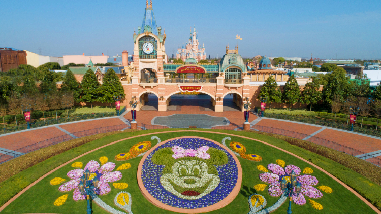 Shanghai Disneyland has announced plans to reopen next Monday