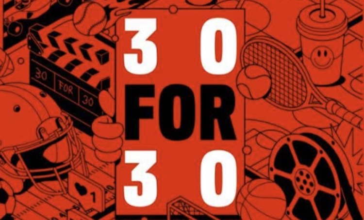 30 for 30 Mondays