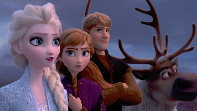 Frozen 2 documentary