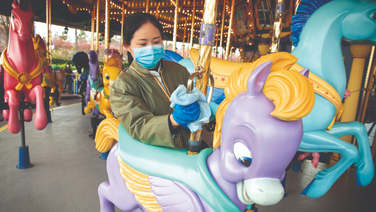 How to entertain your Disney-obsessed kid this summer in Shanghai