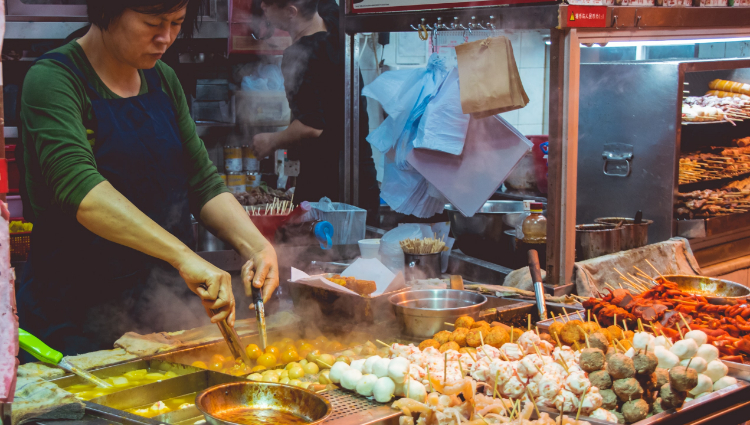 A new Government policy may just mean a street food revival across China