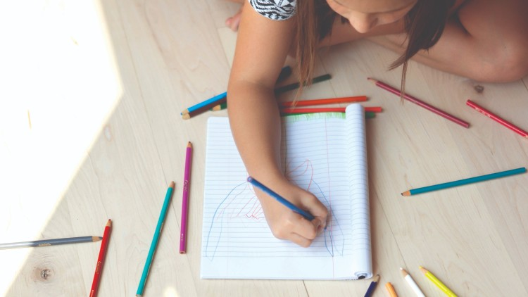 Keep your kids busy and creative with these free online drawing tutorials this summer