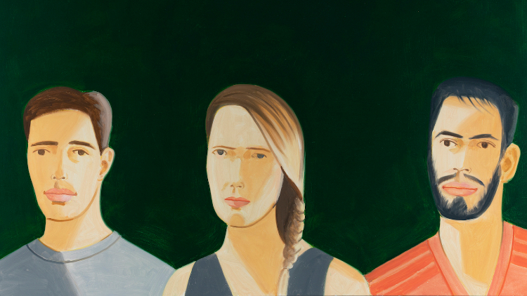 Don't miss this major Alex Katz exhibition in Shanghai through the summer