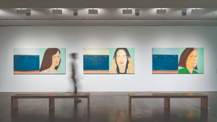 7.USE- Alex Katz, Fosun Foundation Shanghai, 2020 (1)
