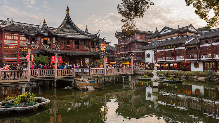 This Yu Garden audio tour raises money for charity