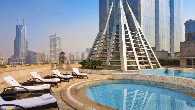 JW Marriott Shanghai Tomorrow Square