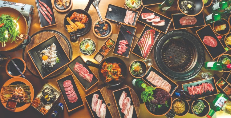 Shanghai's best restaurants for group dining