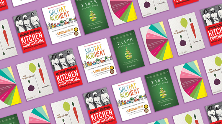 Shanghai chef recs: 5 excellent books on food and cooking
