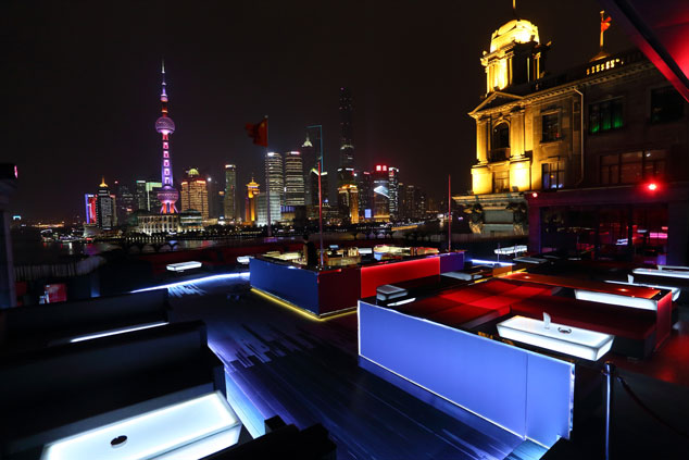Shanghai's best bars and clubs