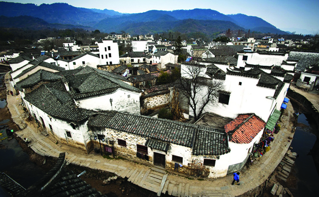 Get away to an idyllic Anhui retreat in Zhaji