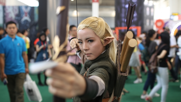 An introduction to Shanghai Comic Con 2016