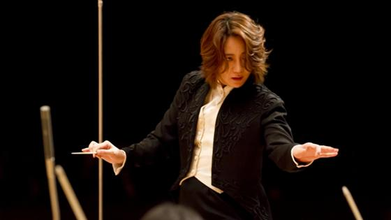 Tomomi Nishimoto: 'I conduct to collectively realise a dream'