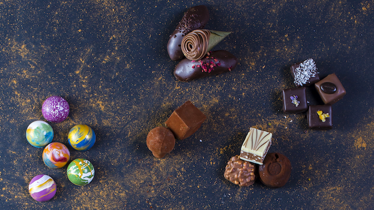 Shanghai's best crafted chocolates