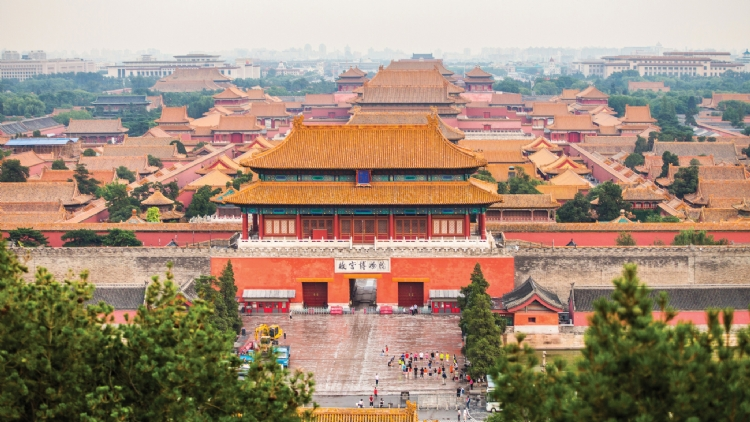 24 hours in Beijing