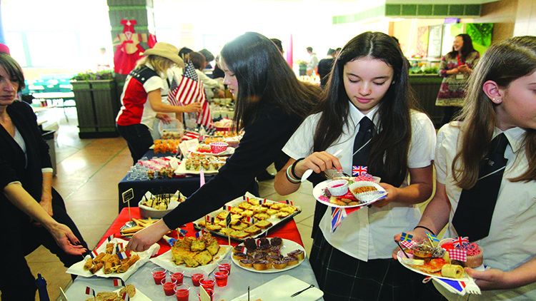BISS Puxi celebrates International Week