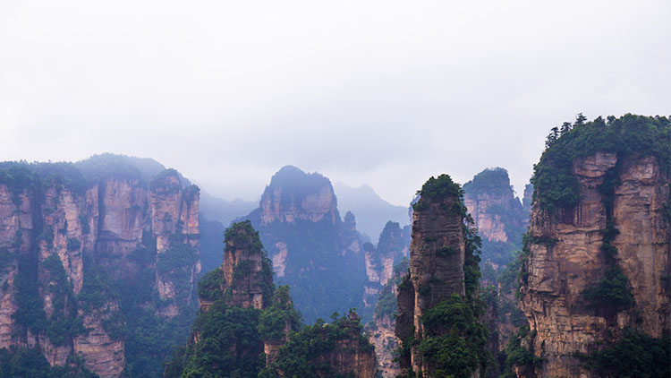 Escape Shanghai: What to see and do in Zhangjiajie
