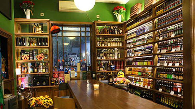 Dean's Bottle Shop