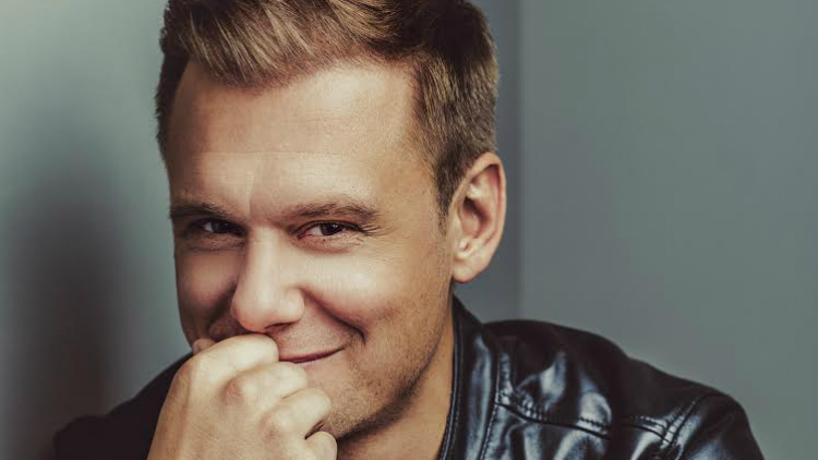 Armin van Buuren: 'China's EDM scene is catching up with the US and Europe'