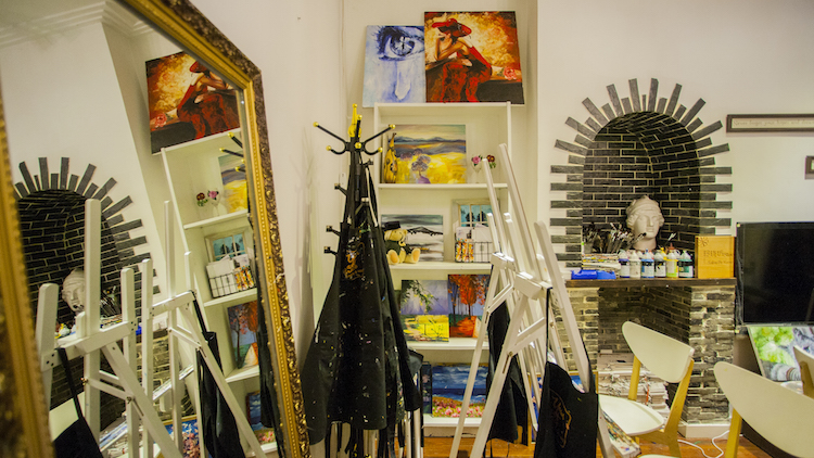 The best art and craft classes in Shanghai