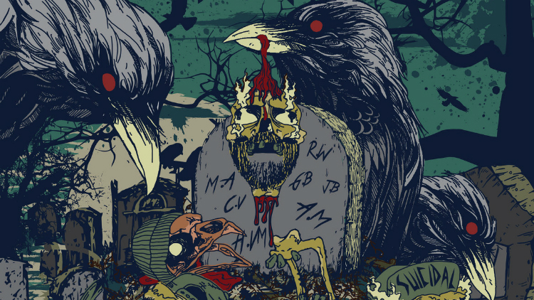 Spill Your Guts - Hungry Crows