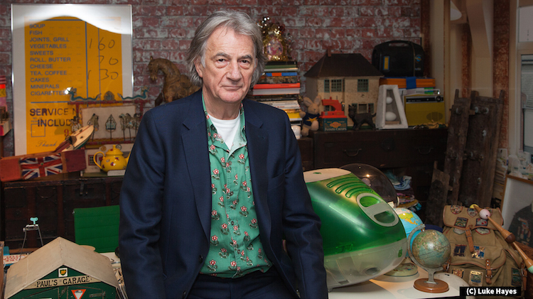 Paul Smith: 'The idea is to give encouragement-just go out and do things for yourself'