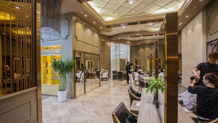 The best hairdressers for families in Shanghai