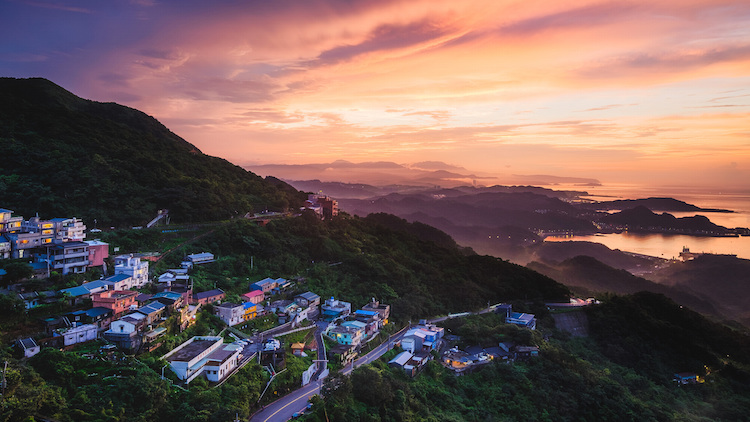 Escape Shanghai: explore night markets and golden beaches in Taiwan's northeast