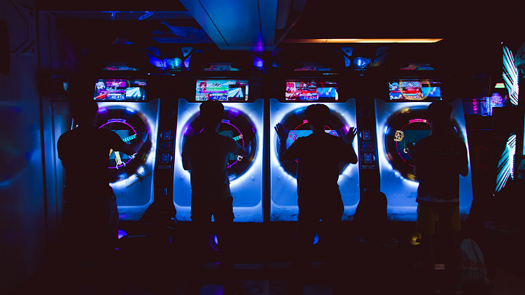 Shanghai's best amusement arcades