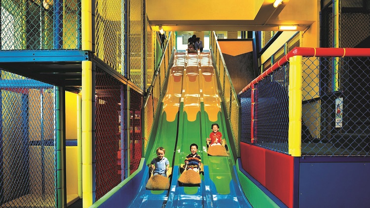 Family area guide: Jinqiao and Century Park