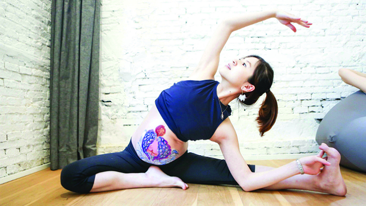 The best pre-natal yoga and Pilates classes in Shanghai