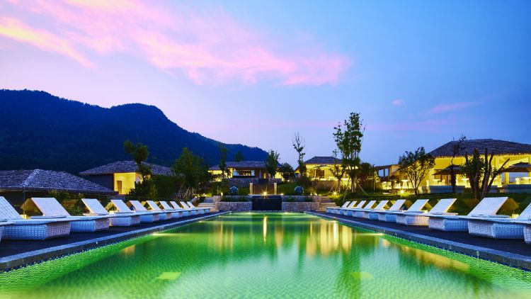 Escape Shanghai: a new and super kid-friendly Club Med in Anji
