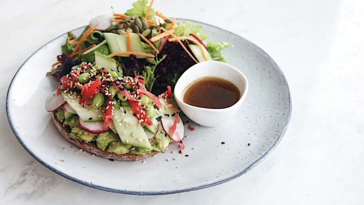 The Flow Cafe by VCLEANSE