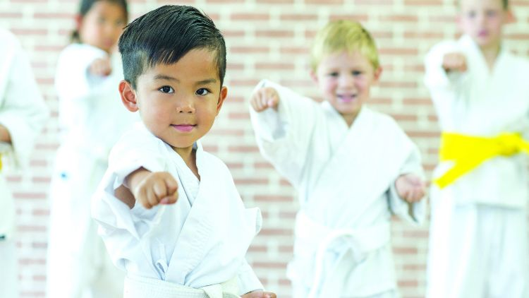 The best martial arts classes for kids in Shanghai