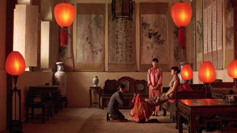 Chinese horror films