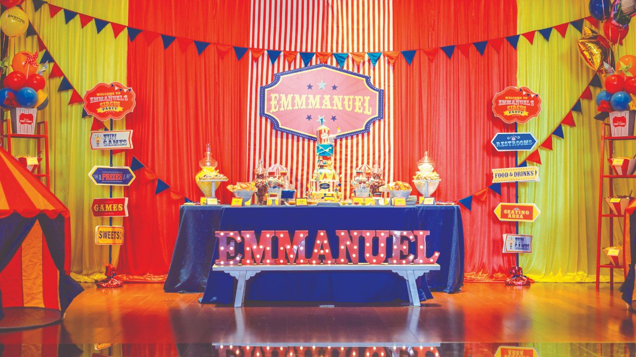 The best kids' party-planning services in Shanghai