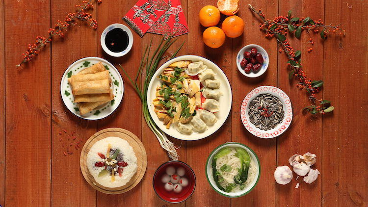 The 8 most auspicious foods for Chinese New Year