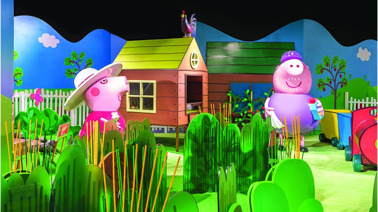 The World S First Peppa Pig Indoor Theme Park Is Now Open In Shanghai