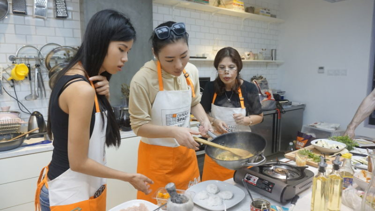 Cooking Skill Exchange