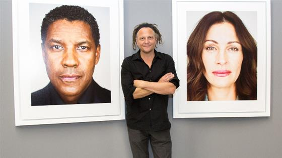 Martin Schoeller: 'I am trying show a humanity I think we all share'