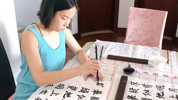 Cecilia's 'The Art of Chinese Calligraphy'
