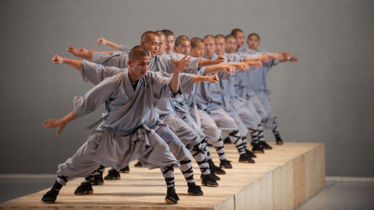 Preview: Shaolin Monks take on modern dance in Sutra