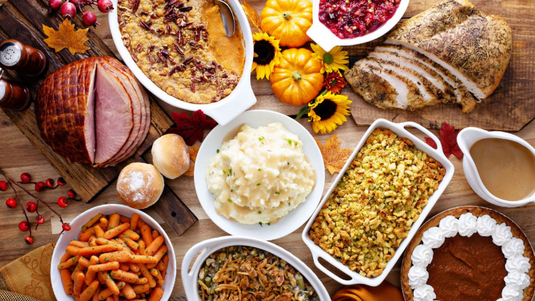 The best Thanksgiving dinners and deals in Shanghai 2020