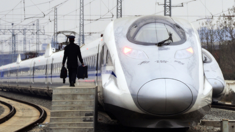 You can now use e-tickets to check in and board at Shanghai railway stations