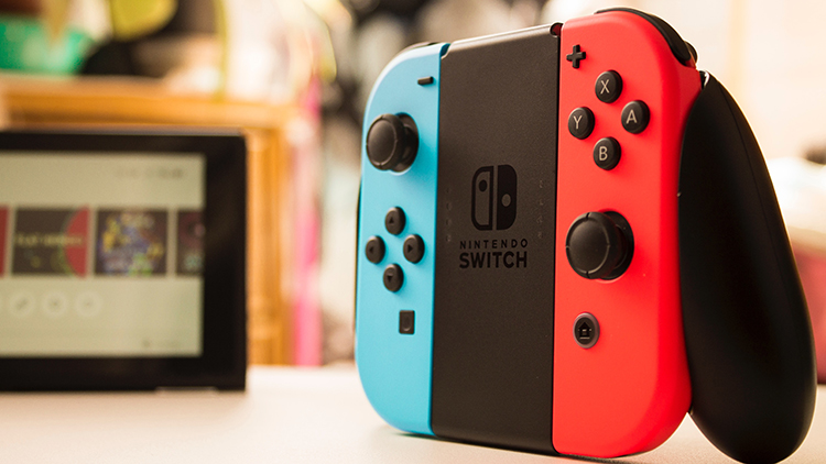 Nintendo Switch is now officially available in China