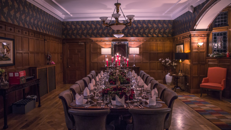 The ultimate guide to Christmas parties and dining this year